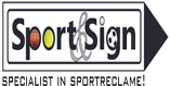 Sport Sign 2x1